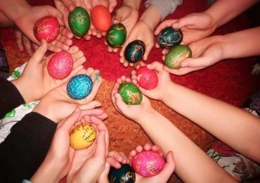 Malowanie jajek