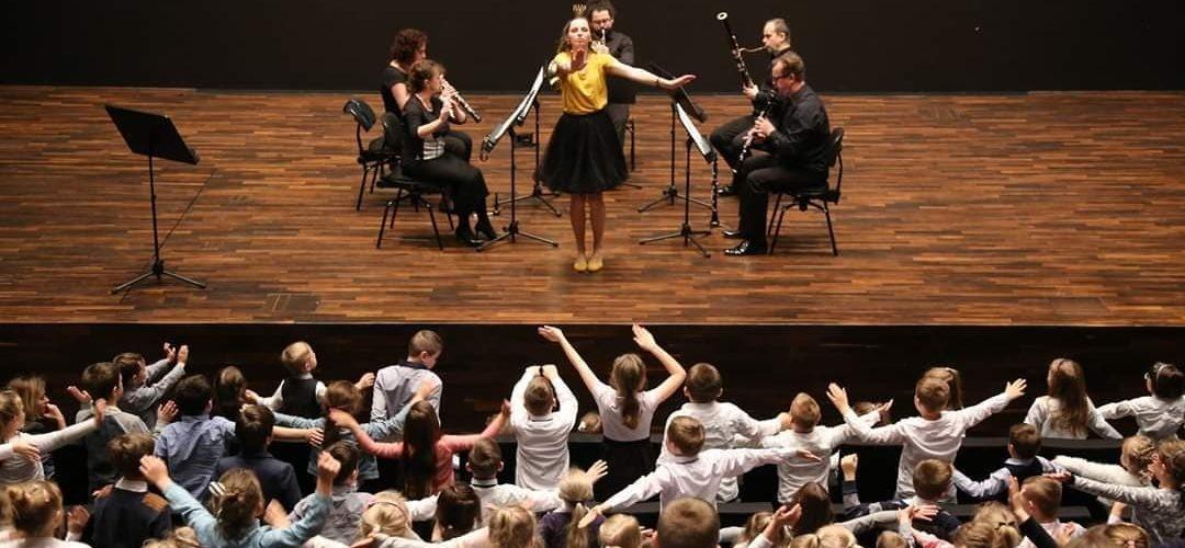 Wyjazd do Filharmonii im. Mieczysława Karłowicza w Szczecinie